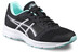 asics Patriot 8 Shoe Women Black/Silver/Aruba Blue